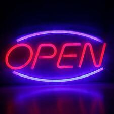 LED Neon Schild OPEN Lampe Licht Wandleuchte Deko Nachtlicht USB Leuchte Reklame