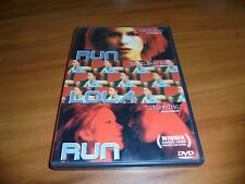 Run Lola Run (Dvd, 1999, Widescreen/Full Frame)