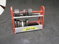 Modell Spielzeug Original Dunlop Reifen Ersatz Wechsel Reifen Ständer