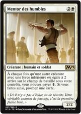 MTG Magic M19 - Mentor of the Meek/Mentor des humbles, French/VF