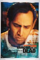 BRINGING OUT THE DEAD 27x40 Original DS nMINT Movie Poster 1999 CAGE SCORSESE