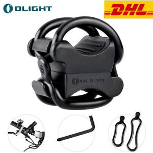 Olight FB-1 Universal Fahrradhalterung für Taschenlampe mit max. von 10-35mm