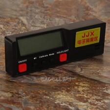 Electronic Digital Inclinometer 360° Angle Protractor Gauge Level Box Mesurement