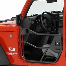 Bestop HighRock Element Front Doors 07-16 Jeep Wrangler & Unlimited Satin Finish