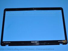 "TOSHIBA Satellite A665-S6094 16"" Front LCD BEZEL w/ Webcam Port"