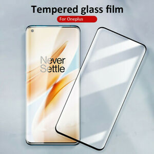 Tempered Glass For Oneplus 9R Nord 7 6 6T 8 Full Screen Coverage Protective Film