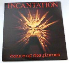 Incantation - Dance of the flame     GATEFOLD VINYL LP