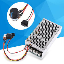 10V-50V 100A 5000W Reversible DC Motor Speed Controller PWM Control Soft Start D
