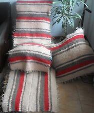 Manta de Lana - Wool Blanket - Wolldecke - Couverture de Laine