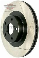 STOPTECH 126.46075SR StopTech Sport Slotted - MIT Brake Rotor Power Slot