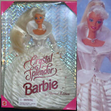 BARBIE DOLL SPECIAL EDITION 1995,CRYSTAL SPLENDOR NRFB