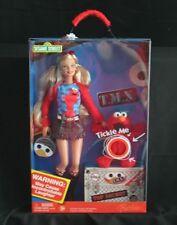 Barbie Tickle Me Elmo Tmx New Mint