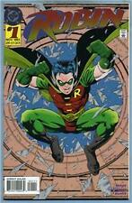 Robin #1 (Embossed Cover DC Comics Collector's Edition)