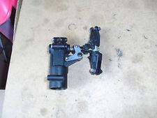 Raptor 30/50 v1/2 Rotor De Cola Gearbox Asamblea
