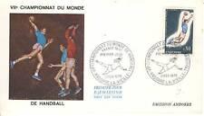 PREMIER JOUR ANDORRE HANDBALL 1970