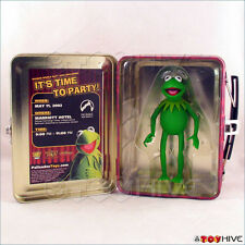 Muppets Palisades Kermit 2002 Wizard World East Exclusive mini Lunchbox Tin