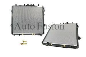 Radiator For Toyota Prado J150 Series 4.0L V6 Petrol (2009-2013)