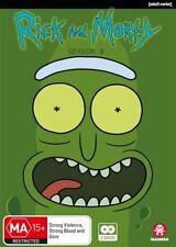 Rick And Morty : Season 3 (DVD, 2018, 2-Disc Set)