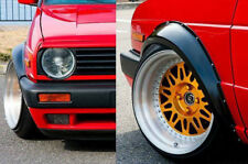 VW GOLF 2 FENDER FLARES ARCH WIDE BODY EXTENSION MOULDING EURO GTI G60 VOOMERAN