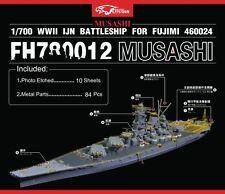 Flyhawk 1/700 FH780012 IJN Musashi for Fujimi