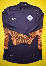 5/5 Hertha (BSC Berlin) Original Football Jersey Shirts Player Issue Long Sleeve