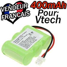 1 PILE ACCU BATTERIE 400mAh 3.6V NI-CD POUR TELEPHONE JOUET VTECH BT17333 ETC...