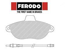 FVR1002 Kit pastiglie freno a disco ant.Citroen-Fiat-Peugeot (MARCA-FERODO)