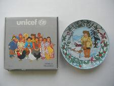 Heinrich Villeroy & Boch UNICEF Kinder der Welt Nr. 12 Kanada + OVP (Nr. 2-12-2)