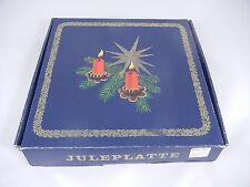 Leere Schachtel für Bareuther Weihnachtsteller 1968 (meine Pos-Nr. 1968-1)