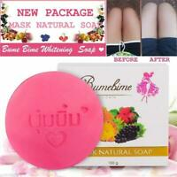 Bath Shower Whitening Soap Instant Miracle Thailand Handmade Soap  Skin Care