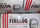 Kfc Fire Log Limited Edition!! Free-shipping Ready-to-ship!🚚