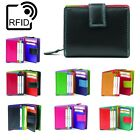 Golunski RFID Safe Graffiti Range High Quality Leather Multi Coloured Purse 42
