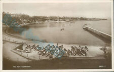 Cullercoats The Bay Real photo Valentines XL series posted 1929