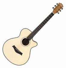 Rocktile Wsd-100c NT Westerngitarre Western Gitarre Concert Cutaway Natur