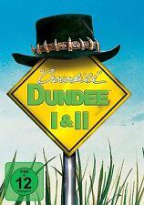 MARK/GULPILIL,DAVID/HOGAN,PAUL BLUM - CROCODILE DUNDEE BOXSET  2 DVD NEU