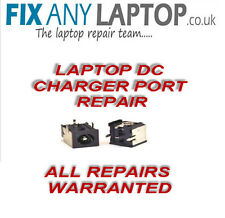 PACKARD BELL ADVENT DELL LAPTOP DC JACK SOCKET  CHARGER PORT REPAIR  ALL MODELS