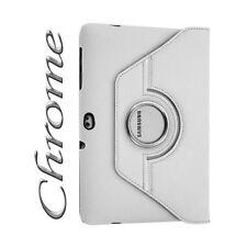 Housse coque étui Anneau Style Chrome pour Samsung Galaxy Tab 10.1 P7500 /P7510