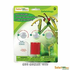 HOW INSECTS SEE! Safari Ltd #656916 Nature Educational Toy NIP