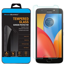 Premium Tempered Glass Screen Protector Film For Motorola Moto E4