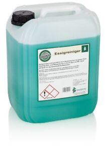 Essigreiniger 10 Liter Konzentrat Essig-Reiniger