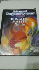 Dungeon Master's Guide Advanced Dungeons Dragons 2E 2nd Edition AD&D TSR 2100