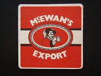 McEWAN'S EXPORT COASTER