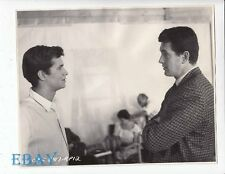 Rock Hudson visits Anthony Perkins This Angry Age