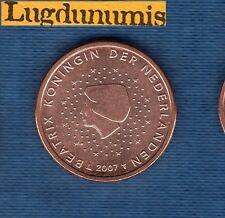 Pays Bas 2007 - 5 centimes d'Euro - Pièce neuve de rouleau - Netherlands