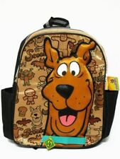 Scooby Doo Plush Doll Toys School Backpack Travelling Shoulder Book Bag 15""