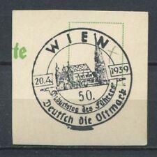 German Reich WW II : Better fancy cancel from 1939 - Wien