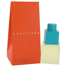 REALITIES by Liz Claiborne Eau De Toilette Spray 3.4 oz for Women
