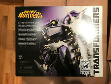 Transformers Prime Beast Hunters Shockwave's Lab SDCC Comic Con Exclusive MISB