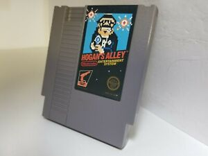 HOGAN'S ALLEY Nintendo NES Cartridge Only Cleaned +Tested Works GREAT K38