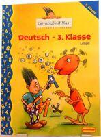Deutsch 3.Klasse + Lernspaß mit Max + Sprache üben + Nachhilfe + Pestalozzi /62